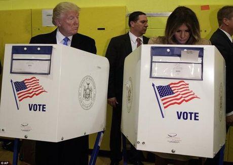 Bau cu My, Trump kien o bang Nevada, du doan ai se thang? - Anh 1