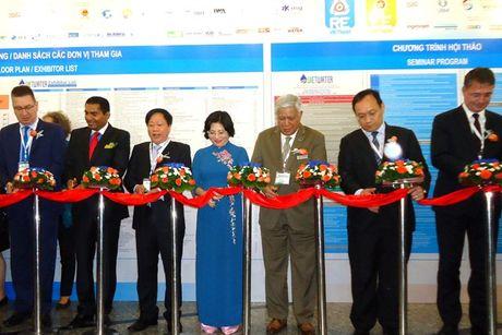 450 gian hang tham gia Trien lam quoc te Vietwater 2016 - Anh 1