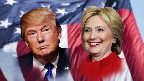 Bau cu tong thong My 2016 dang buoc vao thoi diem ket thuc: Hillary Clinton co but toc thanh cong? - Anh 1