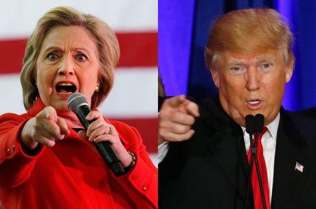Bau cu tong thong My 2016 dang buoc vao thoi diem ket thuc: Hillary Clinton co but toc thanh cong? - Anh 24