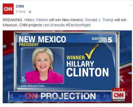 Bau cu tong thong My 2016: Ba Hillary Clinton se khong phat bieu gi sau bau cu - Anh 16