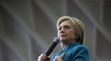 Bau cu tong thong My 2016: Ba Hillary Clinton se khong phat bieu gi sau bau cu - Anh 1