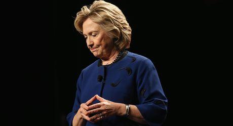 Bau cu tong thong My 2016: Ba Hillary Clinton se khong phat bieu gi sau bau cu - Anh 2