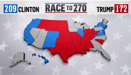 Bau cu tong thong My 2016: Ba Hillary Clinton se khong phat bieu gi sau bau cu - Anh 11