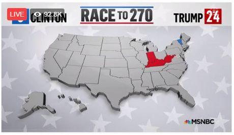 Bau cu tong thong My 2016: Ba Hillary Clinton se khong phat bieu gi sau bau cu - Anh 25