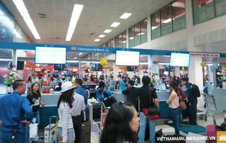 Vu Doan cong tac Bo Cong Thuong mat 50 trieu trong hanh ly bay xay ra tu thang 9 - Anh 1