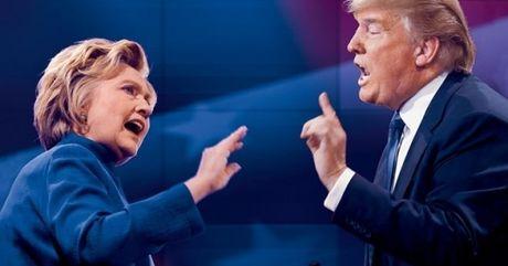 Truc tiep bau cu Tong thong My: Trump tu tin, Clinton lo lang - Anh 1