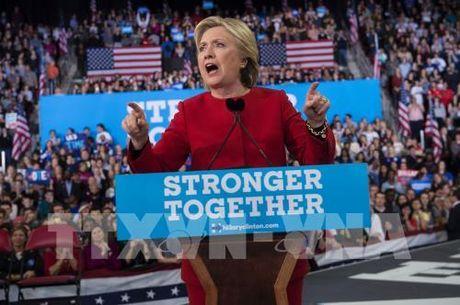 Bau cu My 2016: Ba H.Clinton gianh chien thang tai bang Virginia va Colorado - Anh 1