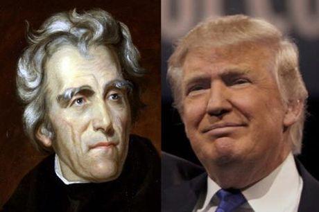 Tuong dong thu vi giua tan Tong thong Donald Trump va Tong thong thu 7 Andrew Jackson - Anh 1