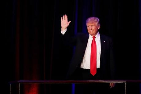 Trat tu thuong mai the gioi co bi dao lon sau chien thang cua ong Donald Trump? - Anh 1