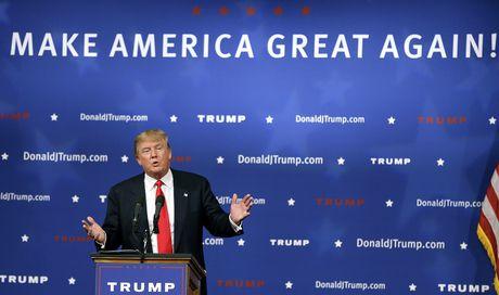 Quoc te bat ngo truoc chien thang ngoan muc cua Donald Trump - Anh 1
