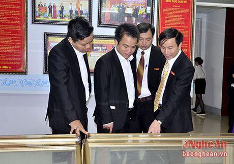 Bao Nghe An dang huong tuong niem Chu tich Ho Chi Minh - Anh 4