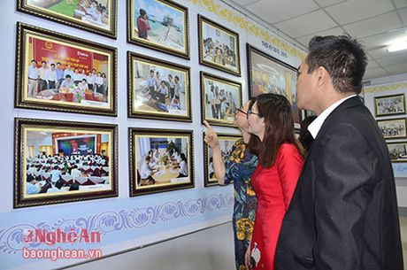 Bao Nghe An dang huong tuong niem Chu tich Ho Chi Minh - Anh 5