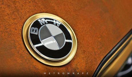 La lam voi BMW i8 phien ban 'dong nat' - Anh 7