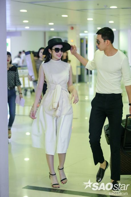 Lien tuc than mat tai san bay, Angela Phuong Trinh - Vo Canh thuc su 'phim gia tinh that'? - Anh 5
