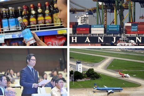 Kinh te 24h: 'Boc tran' hang loat sai pham cua Vinastas; Dong Yen tang gia, thoi bay loi nhuan doanh nghiep Viet - Anh 1