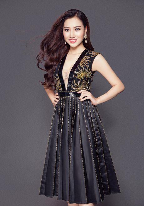 Hoang Thu Thao gap rut chuan bi cho Hoa hau Chau A Thai Binh Duong 2016 - Anh 3