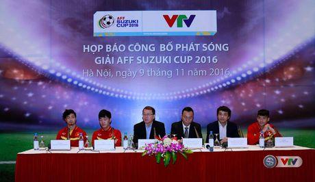 Khan gia Viet Nam duoc xem AFF Cup mien phi tren VTV - Anh 1