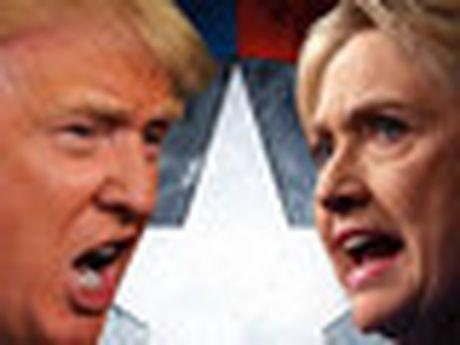 Lo hong web cua Donald Trump bi lay lam tro dua - Anh 1