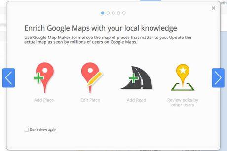 Google dong cua cong cu chinh sua ban do Map Maker - Anh 1