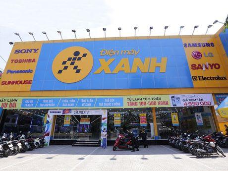Dien may Xanh dat muc tang truong 200% - Anh 1