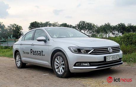 Danh gia Volkswagen Passat 2016: Sang trong, the thao, kien tao cam xuc lai - Anh 1