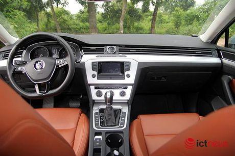 Danh gia Volkswagen Passat 2016: Sang trong, the thao, kien tao cam xuc lai - Anh 4