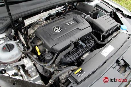 Danh gia Volkswagen Passat 2016: Sang trong, the thao, kien tao cam xuc lai - Anh 7