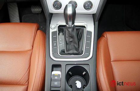 Danh gia Volkswagen Passat 2016: Sang trong, the thao, kien tao cam xuc lai - Anh 9