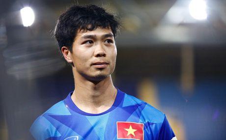 Cong Phuong, Tuan Anh tro lai voi V-League 2017 - Anh 1