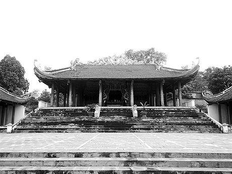 Danh nhan Phung Ta Chu trong buoi dau khoi dung vuong trieu Tran: Mat xanh thoi dai - Anh 1