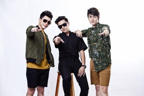 Nhom nhac The Wings tung MV mashup tang cac game thu - Anh 1