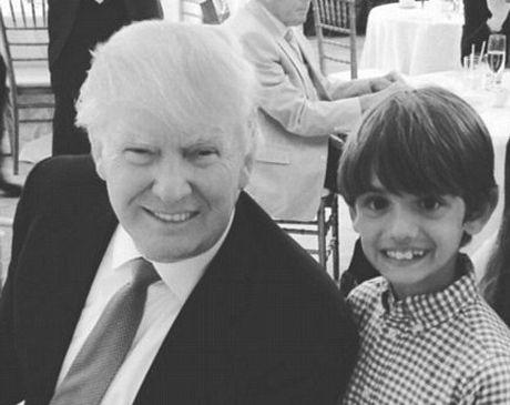 Chan dung 8 dua chau dang yeu cua Donald Trump - Anh 3