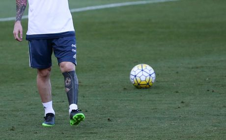 Messi xam hinh doc dao truoc dai chien Brazil - Anh 3