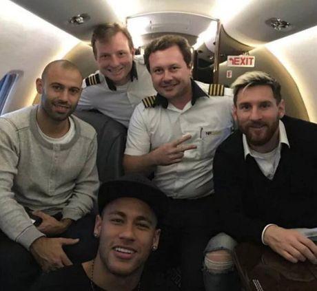 Messi xam hinh doc dao truoc dai chien Brazil - Anh 8