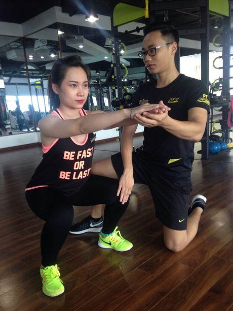 Nguyen tac giam beo bung cho dan van phong - Anh 1