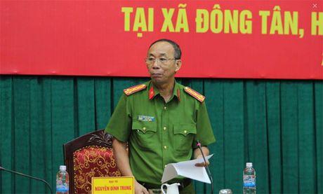 Thai Binh: Nguoi phu nu di SH khong chet vi bi chem - Anh 1