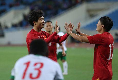 Cong Phuong chua muon ve nuoc da V.League - Anh 1