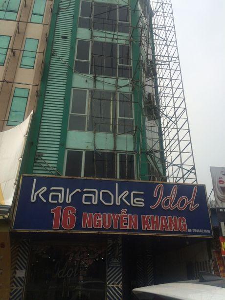Toan canh karaoke o Ha Noi sau vu chay khien 13 nguoi chet - Anh 2