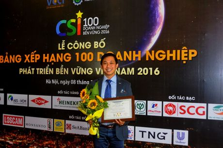 DHG Pharma: Vi mot cuoc song khoe dep hon - Anh 3