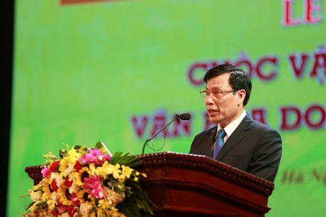 "Le phat dong Cuoc van dong ""Xay dung Van hoa doanh nghiep Viet Nam"" - Anh 2"