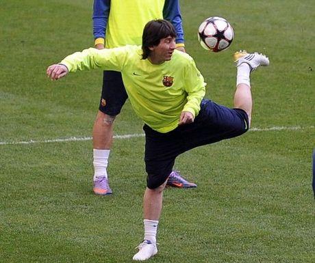 Bi che toi boi, Messi xoa hinh xam theo cach chang giong ai - Anh 3