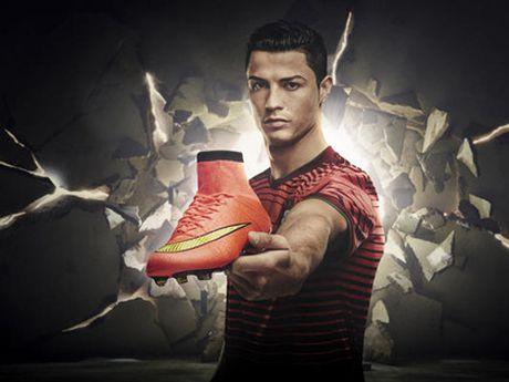 Real se nho mai cai ten Cristiano Ronaldo - Anh 1