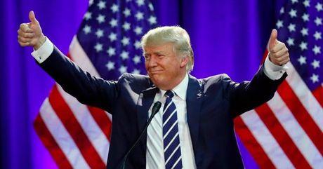 Phan ung trai chieu cua The gioi ve chien thang cua Donald Trump - Anh 1