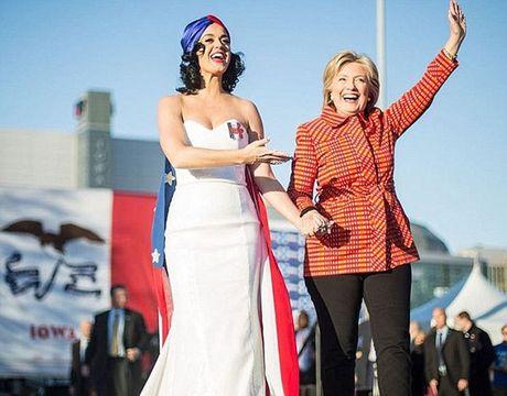 Showbiz 9/11: Tran Thanh tung dinh tu tu, sao lon khoc vi ba Hillary Clinton - Anh 1