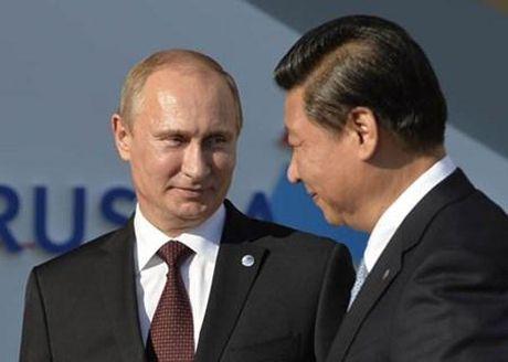 Donald Trump len lam Tong thong My, Nga - Trung vui mung ra mat - Anh 1