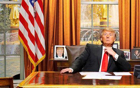 Donald Trump dac cu Tong thong My: Thi truong chiu tac dong ra sao? - Anh 2