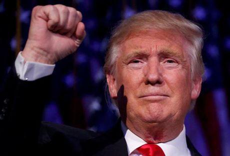 Bao chi chau Au: Chien thang cua Donald Trump gay chan dong the gioi - Anh 1