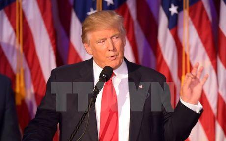 Quoc hoi My se khong bo phieu ve TPP truoc khi ong Trump nham chuc - Anh 1