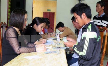 Quang Tri duyet phuong an boi thuong thiet hai su co moi truong bien - Anh 1